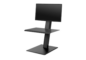 QuickStand Eco, Single Monitor, Black