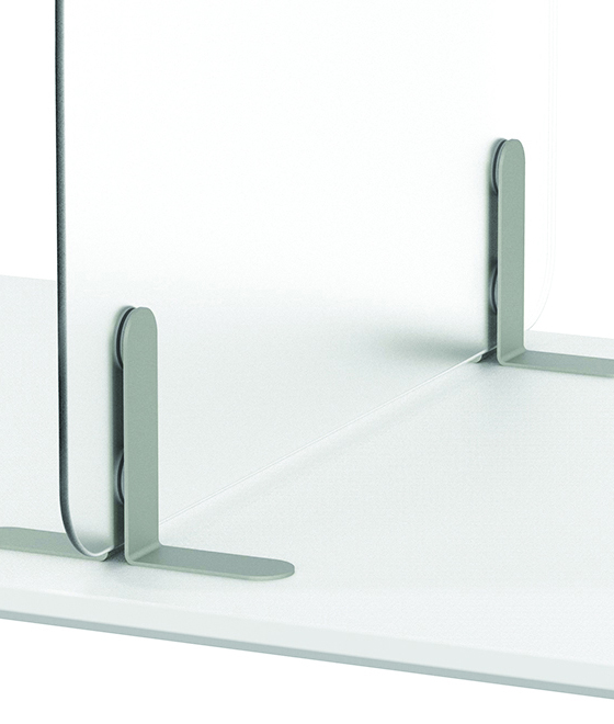 WellGuard Separation Panels and Desk Shields